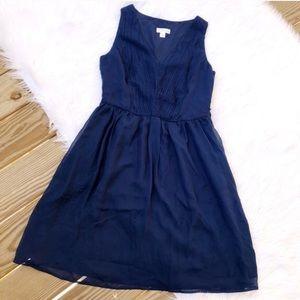 Tevolio | Pleated Flowy Dress